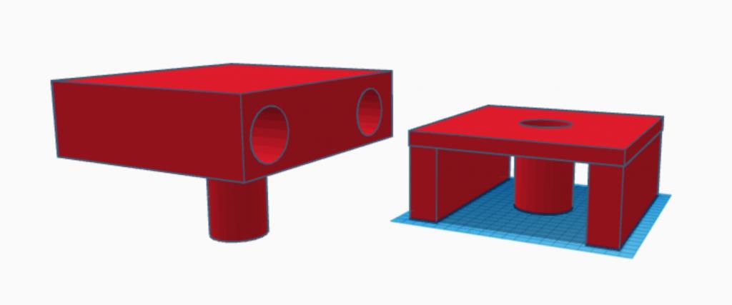 3D hinge
